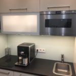 Coffee Kitchen Area